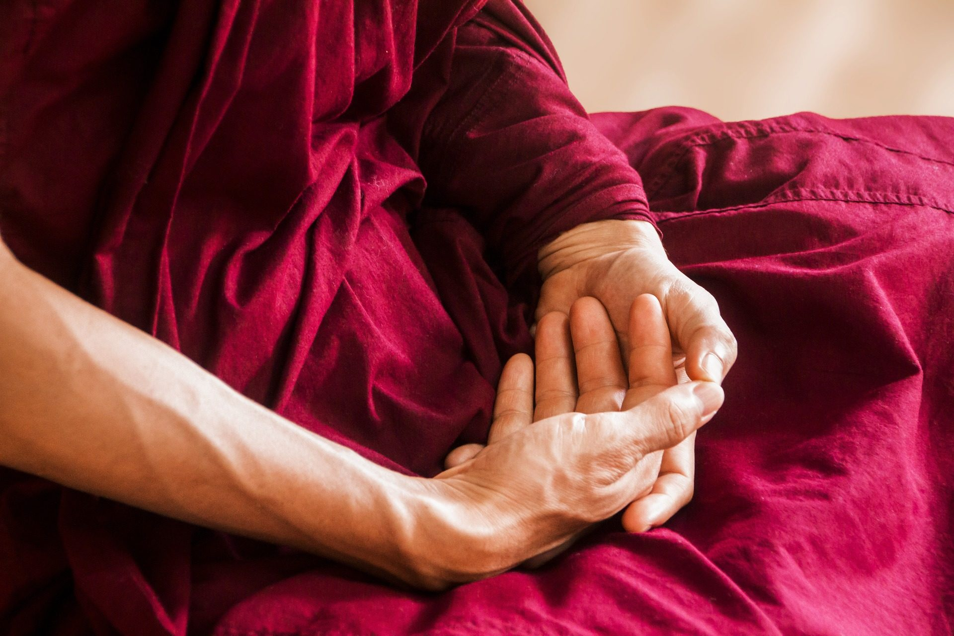 NEU: 2019 Meditation immer am Dienstag!